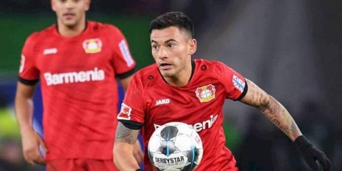 With Aranguiz as headline: Bayer Leverkusen achieved a valuable victory in a visit to Wolfsburg