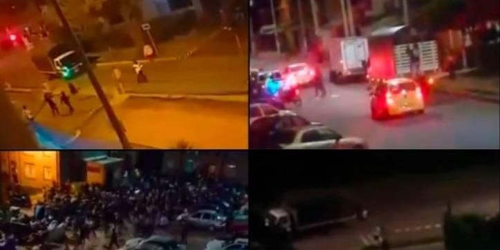 Resultado de imagen para policia camiones transporta personas