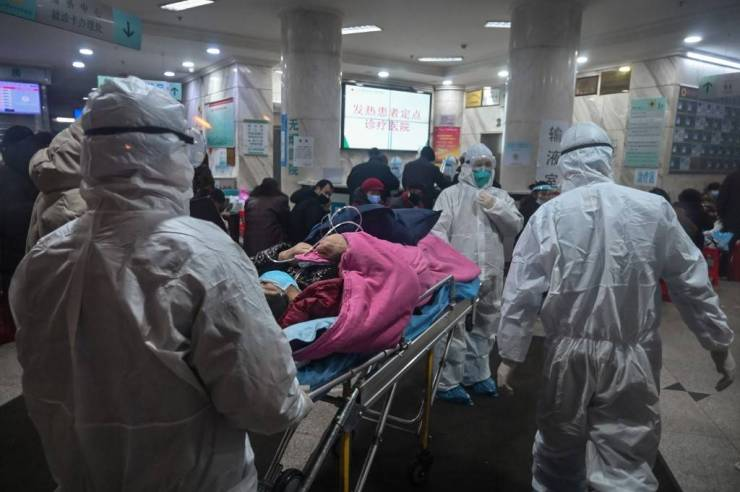 Coronavirus: fallece la primera persona infectada por la enfermedad en Europa