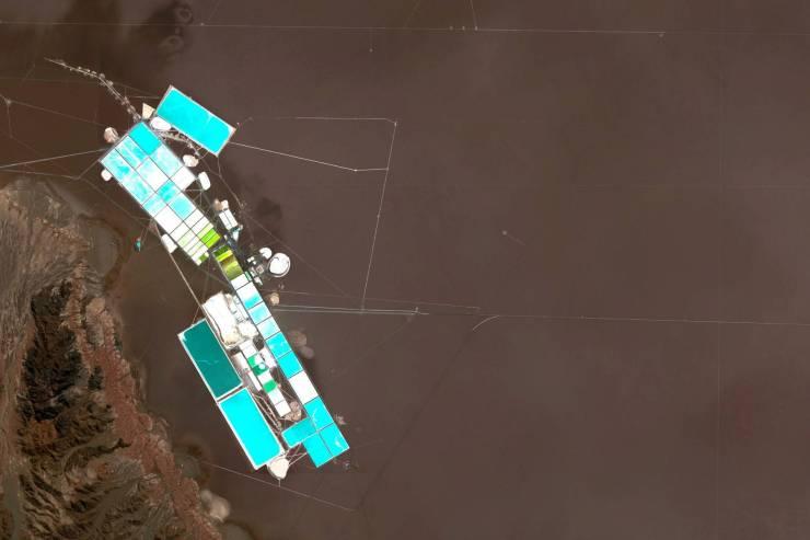 Google Earth publicó imágenes de Chile en 4K tomadas desde el espacio