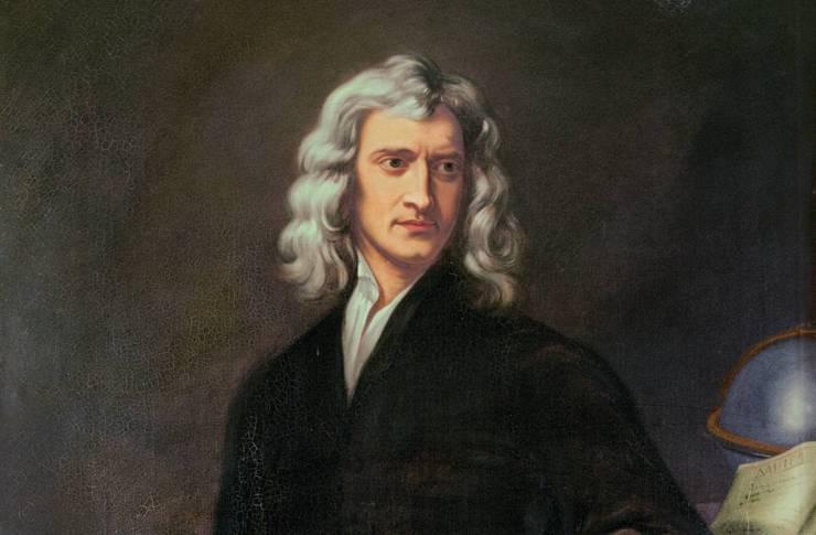 Ciencia: encuentran libro original perdido de Isaac Newton