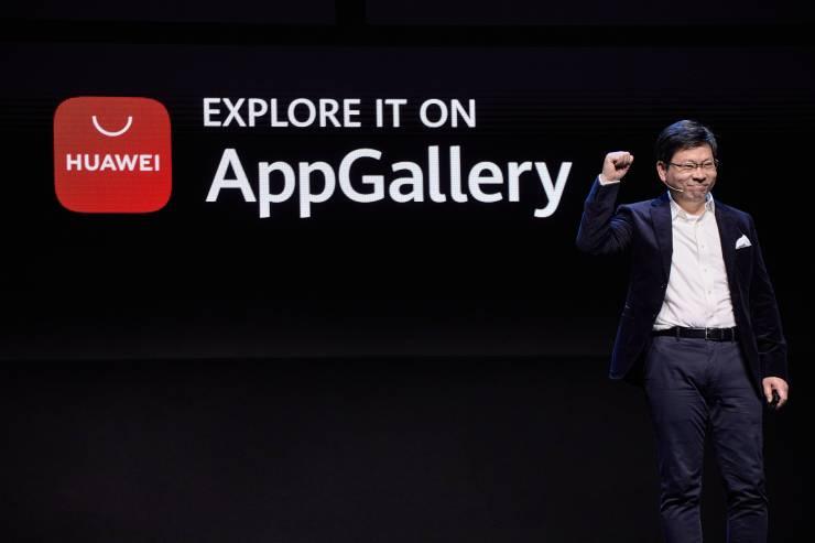 Huawei fortalece a AppGallery, su tienda de apps