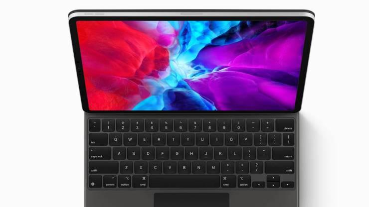 iPad Pro: Apple presenta en línea su nueva tablet con escáner LiDAR