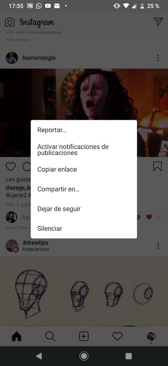 Instagram trucos