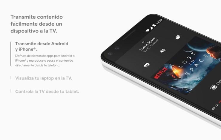 Smart TV Smartphones Netflix