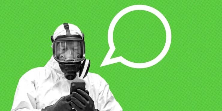 WhatsApp: OMS lanza bot oficial para consultar dudas sobre el Coronavirus en español