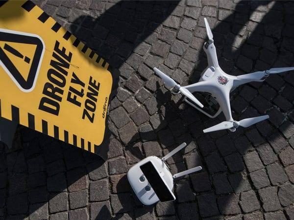 drones italia