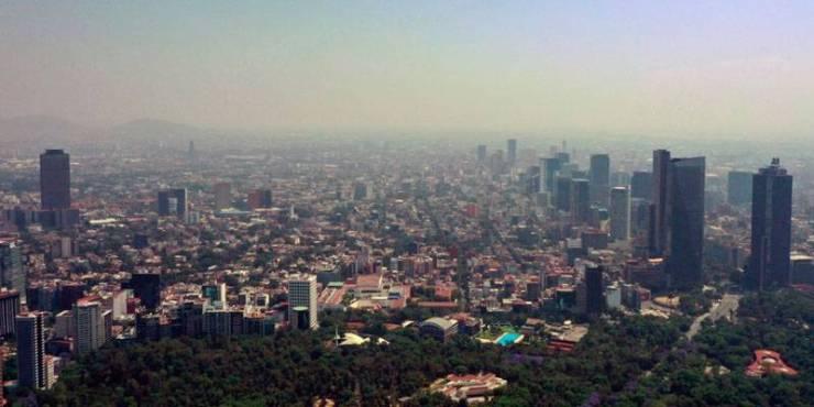 México Cuarentena Contaminación