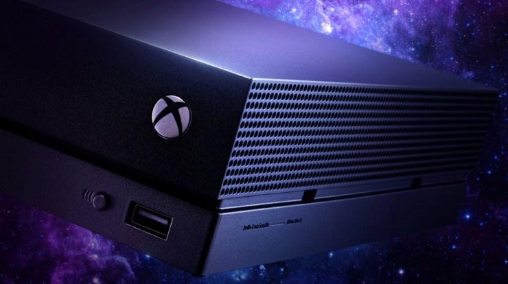 Xbox One X descuento
