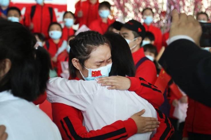 Coronavirus Pandemia Fases