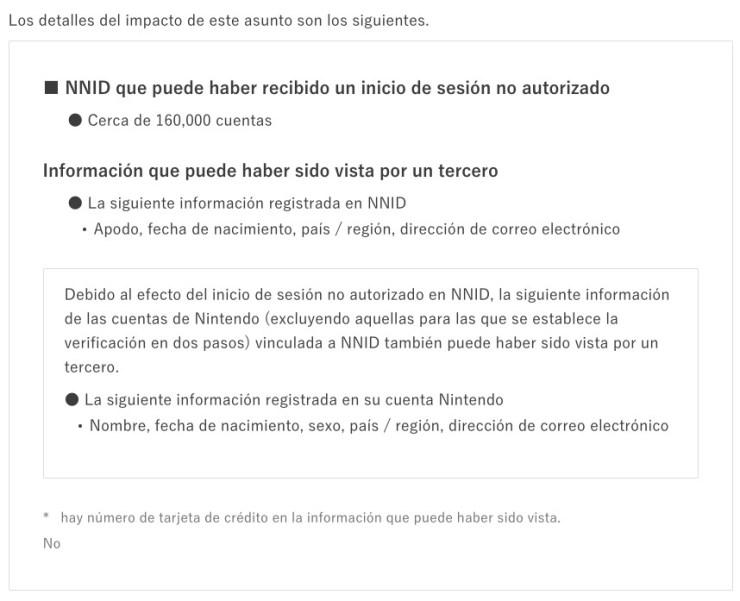 Nintendo hackeo