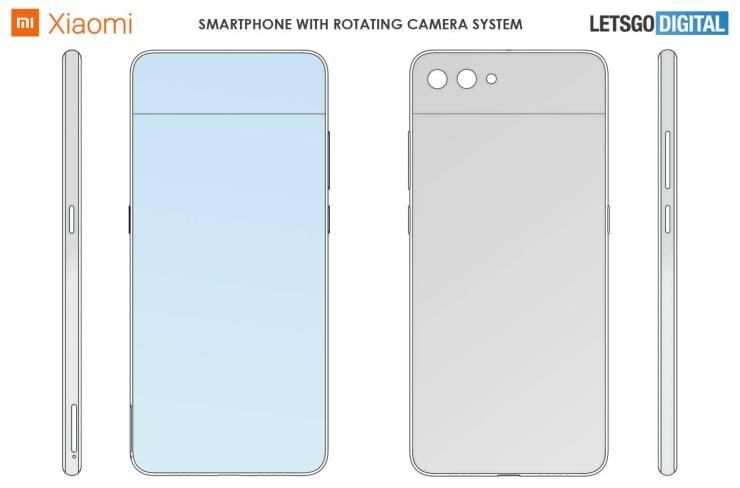 Xiaomi patente nueva