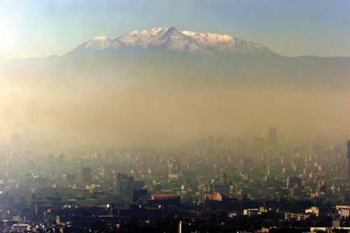 Coronavirus aire contaminado