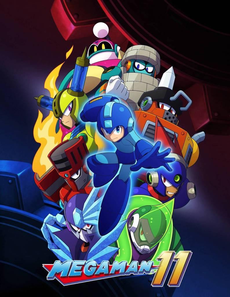 Nintendo Switch Juegos De Mega Man Se Encuentran Hasta En Un 50