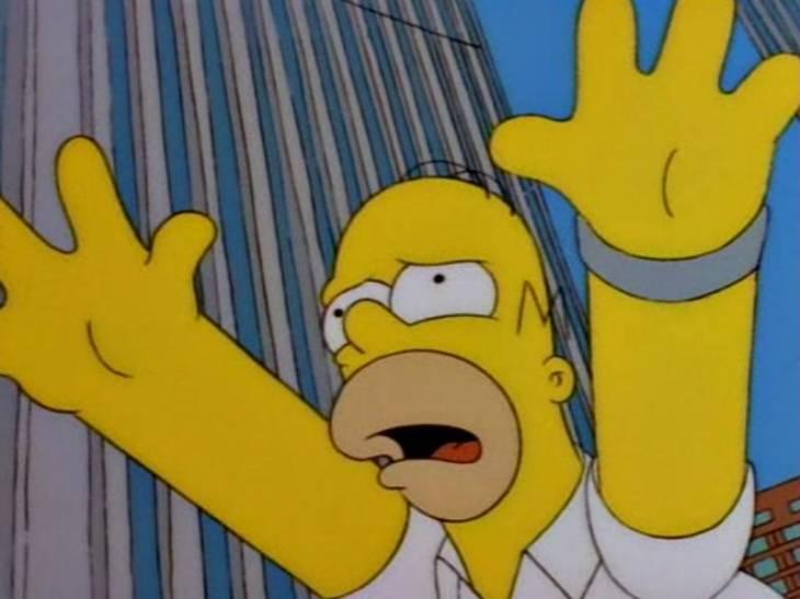 Homero vs Nueva York