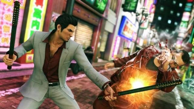 Yakuza Kiwami para Xbox