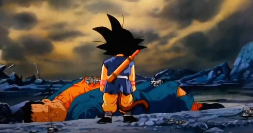 Goku y Octavio