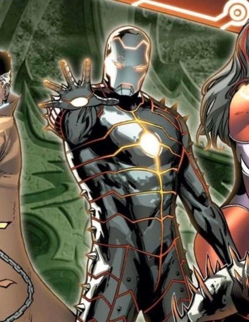 Marvel Iron Man Thanos