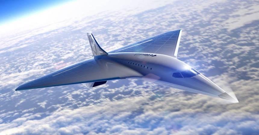 Mach 3 de Virgin Galactic