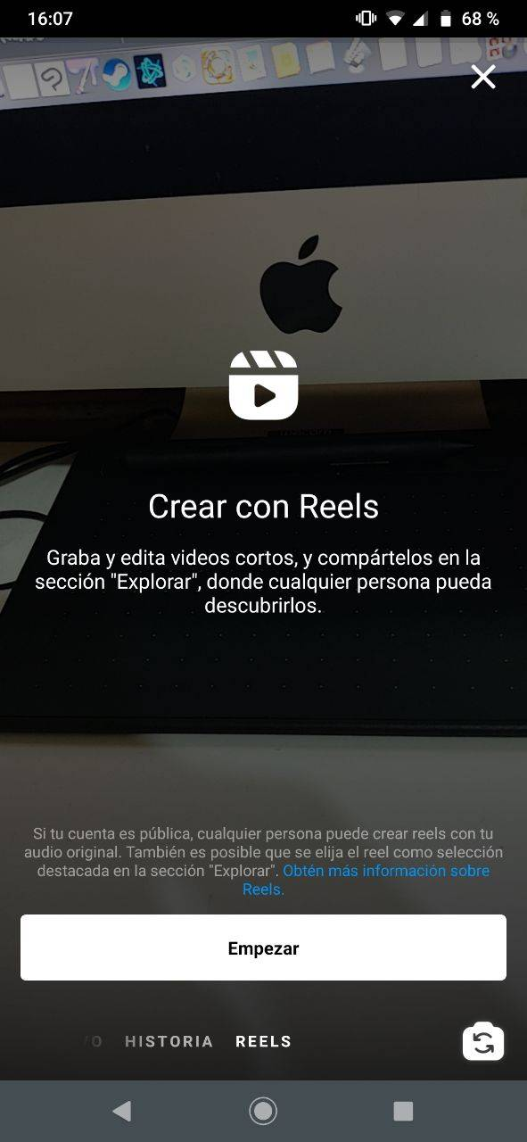 Instagram Reels