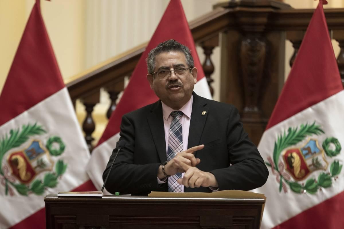 WorldPerú. El Congreso peruano elimina la posibilidad de debatir la moción de censura contra su presidente By Ariadna Frias  septiembre 16 2020