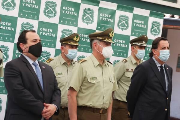 Contraloría anuncia oficio al Registro Civil y a Carabineros por caso de infiltrado en Lo Hermida