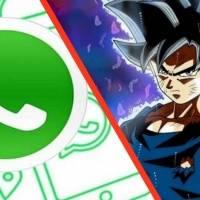 WhatsApp: descarga los mejores stickers de Dragon Ball