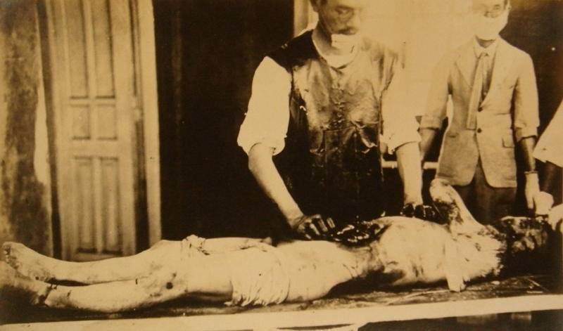 Crímenes de la Unidad 731.