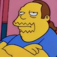 Los Simpson: este es el nombre real del tipo de la tienda de historietas