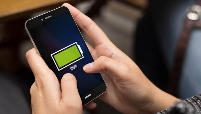 Batería celular tecnología