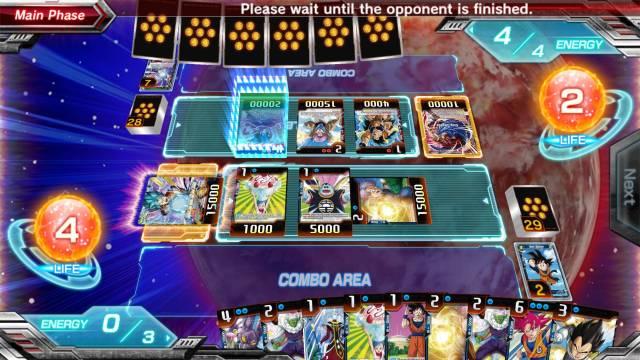 Dragon Ball videojuegos celulares