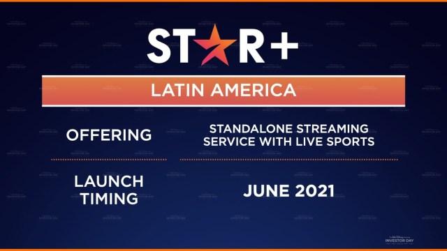 Star Plus América Latina