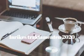 Inrikes traktamenten 2020