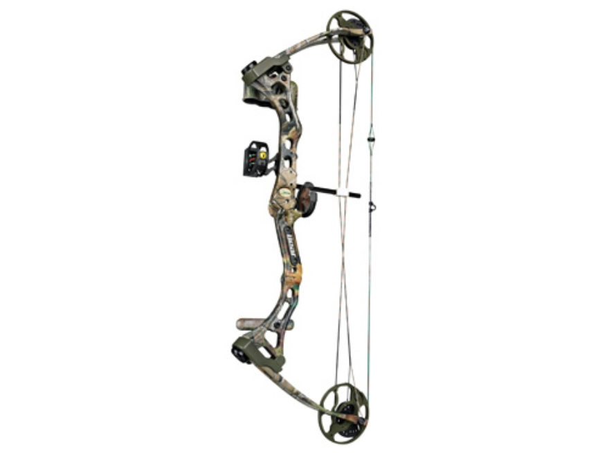 Bear Apprentice RTH Compound Bow Package Right Hand 20-50