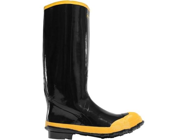 LaCrosse Economy 16 Steel Toe Knee Boots Rubber MPN