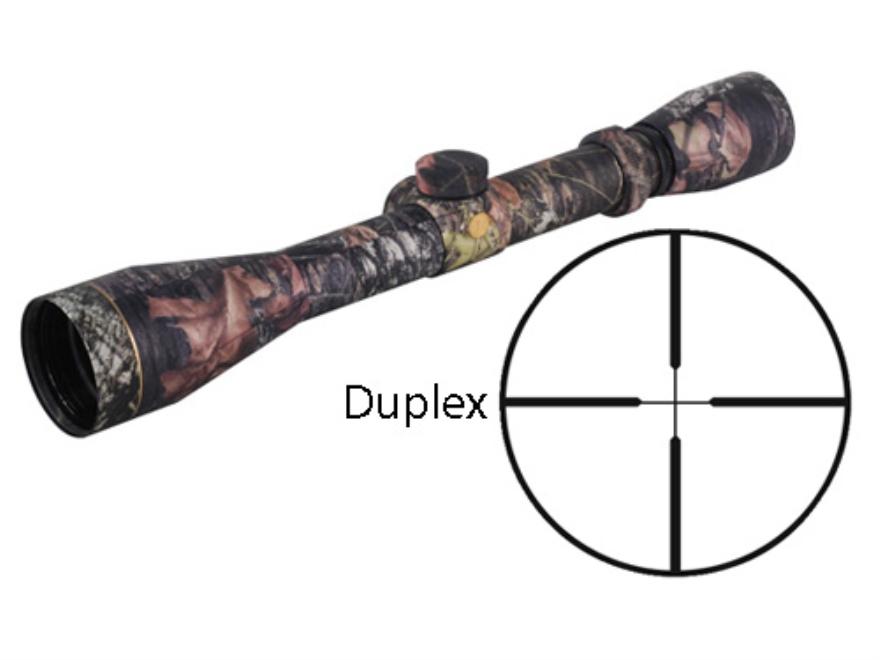 Leupold VX-1 Rifle Scope 3-9x 40mm Duplex Reticle Mossy