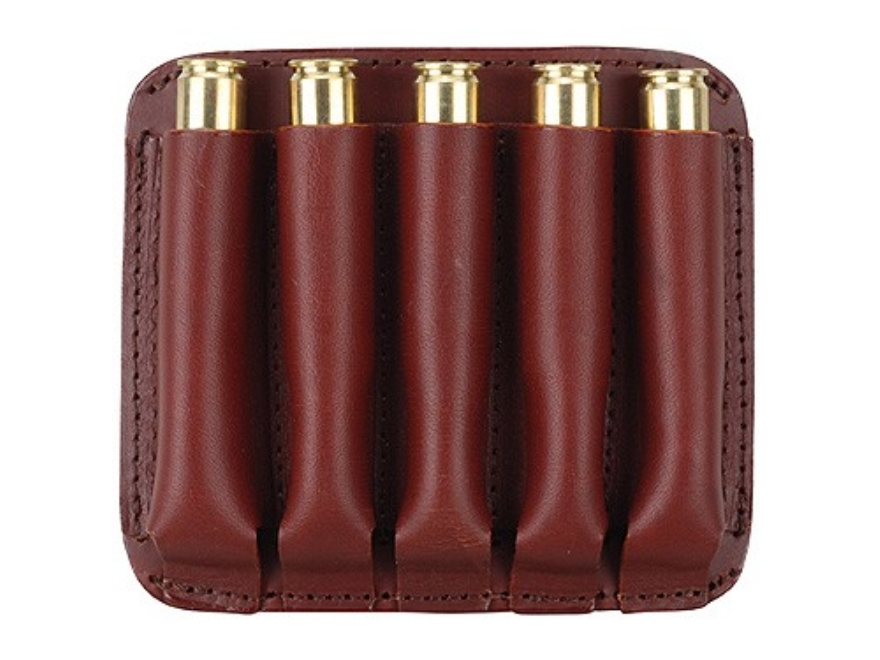 Ammunition Leather Wallet