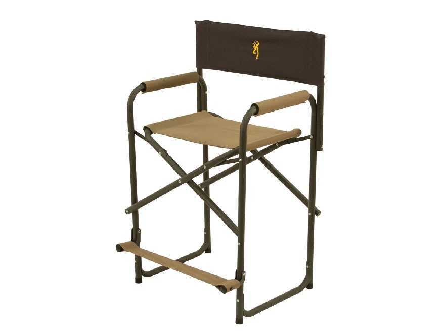 Browning Directors Chair XT Aluminum Frame Nylon Seat