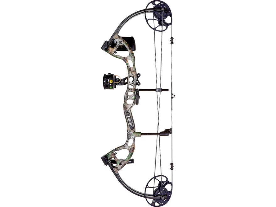Bear Archery Cruzer Lite RTH Compound Bow Package 5-45 lb