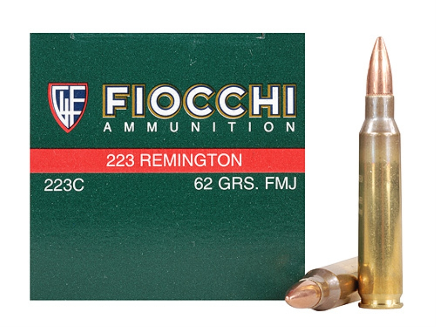223 Ammunition Specifications