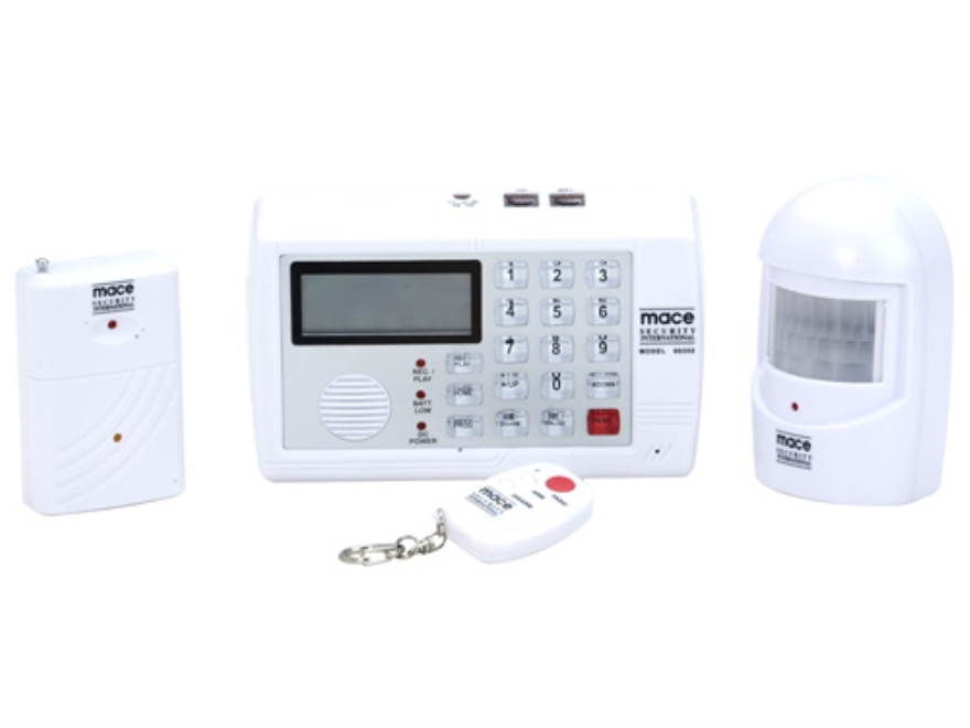 Wireless Home System Mace Security