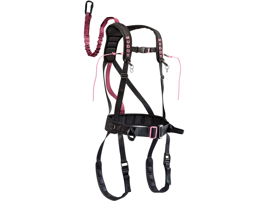 Muddy Outdoors Women's The Safeguard Treestand Safety