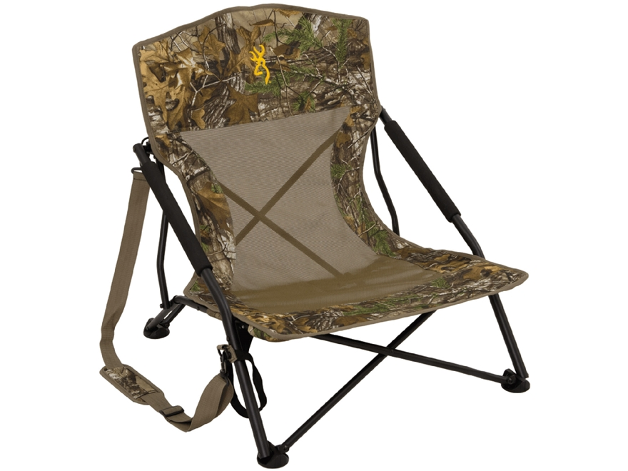 Browning Strutter LowProfile Chair Realtree Xtra Camo