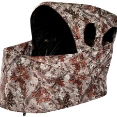 Ground Blind Chair Best Ergonomic Chairs In India Ameristep Low-pro One-man 36 X 48 43 - Mpn: 2402