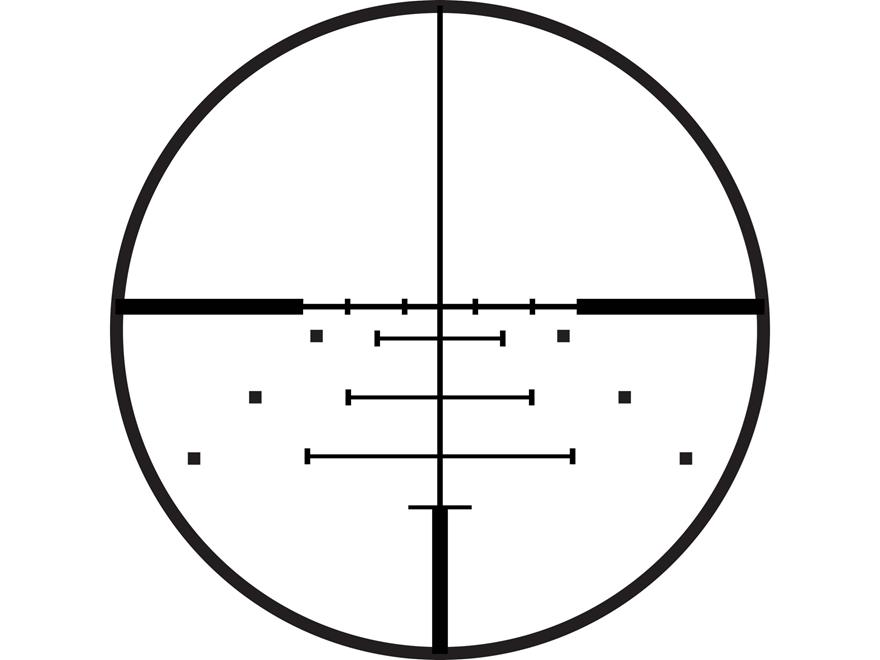 Leupold VX-3L Long Range Target Extreme Varmint Rifle