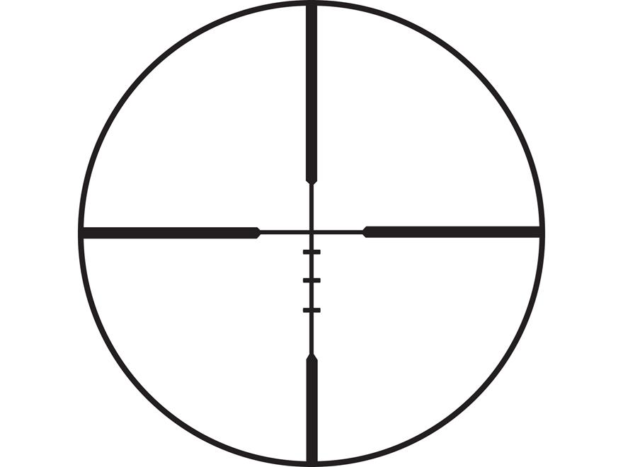 Burris Scout Rifle Scope 2-7x 32mm Ballistic Plex Reticle