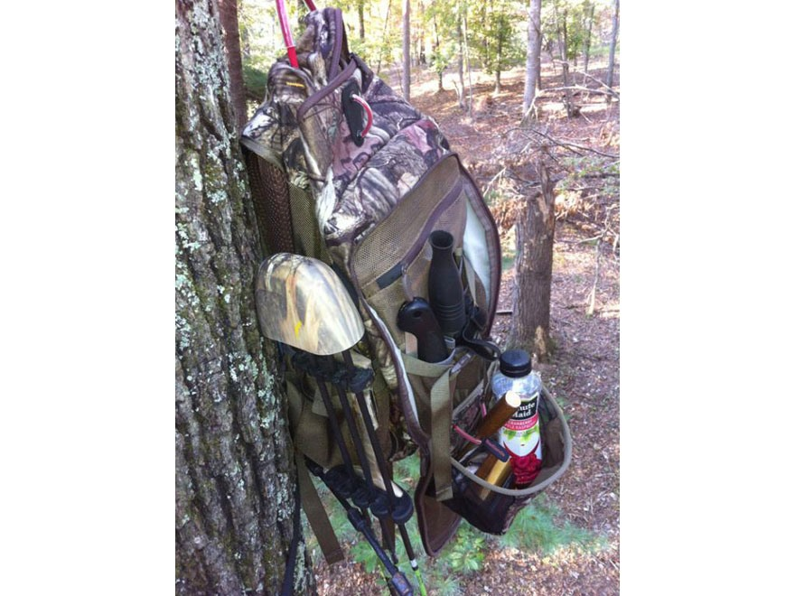 Badlands Tree Stand Backpack Polyester Mossy Oak  MPN