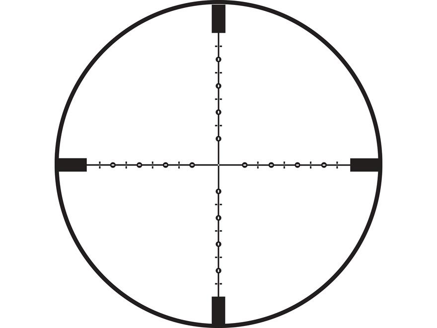 Weaver Tactical Rifle Scope 30mm Tube 2-10x 36mm 1/10 Mil