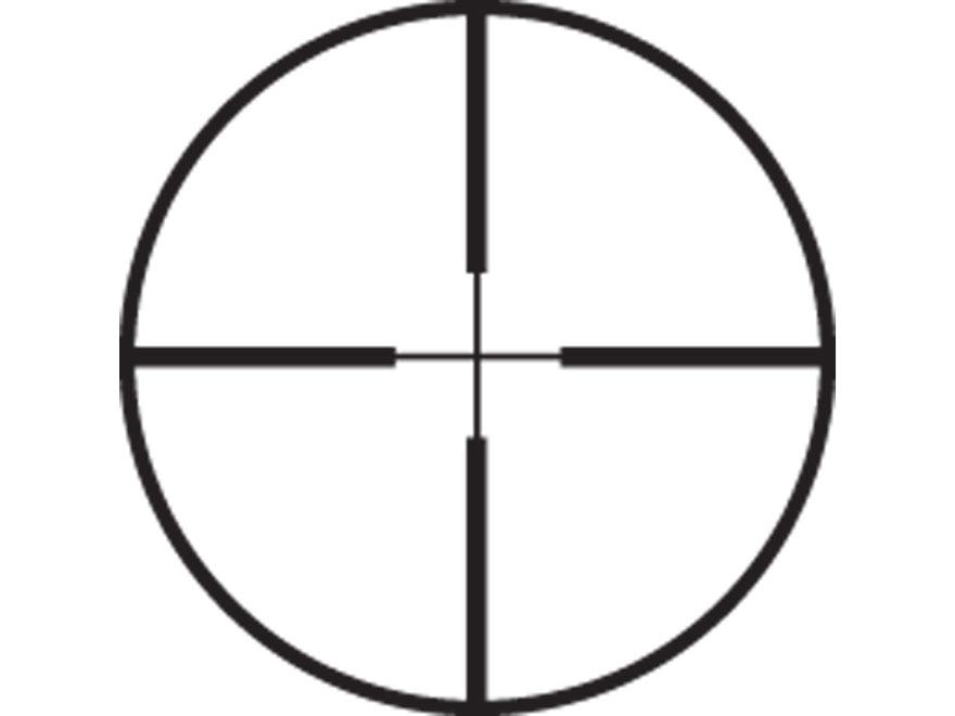 Leupold VX-2 Rifle Scope 1-4x 20mm Duplex Reticle Matte