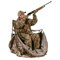 Ameristep Chair Blind Best Inexpensive High Duck Commander Rapid Shooter Tent Ground
